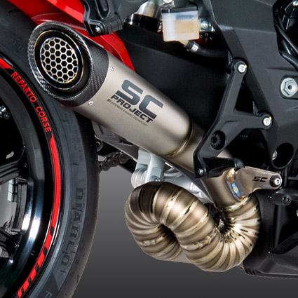 sc-project s1 exhaust