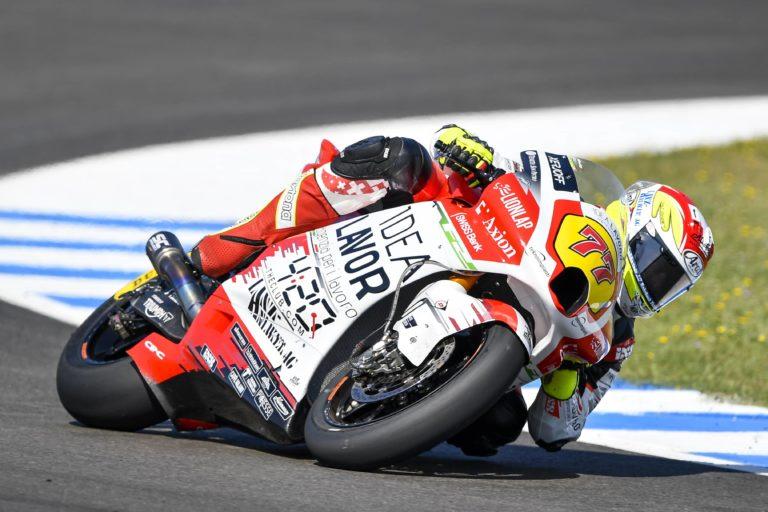 mv agust moto2 racing