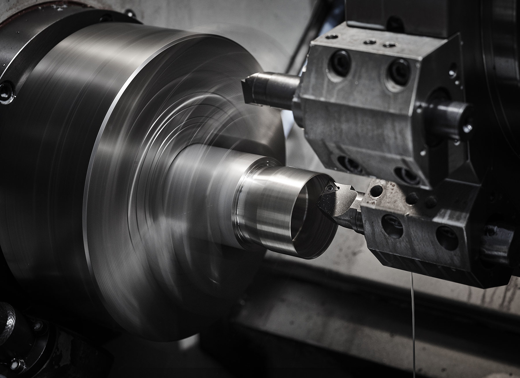 lathe production detail